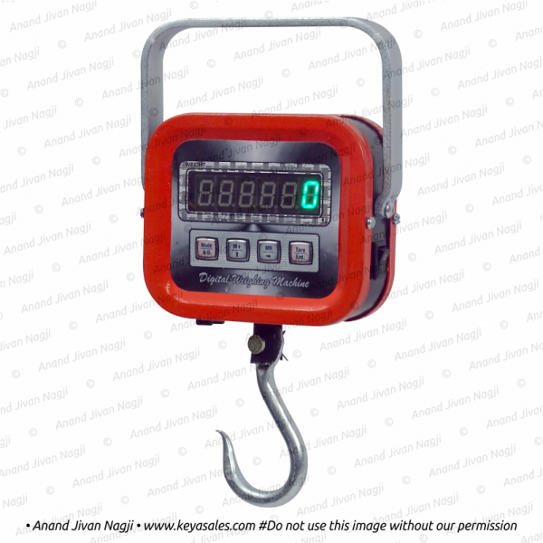 Mini Hanging Scale (Big Handle)